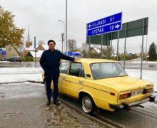В Эстонию без зимних шин. NM публикует девятую серию проекта «Народная дипломатия» Андрея Попова