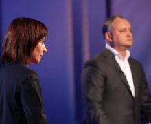 Санду и Додон обогнали всех. Политические итоги недели в Молдове