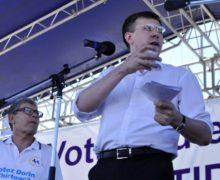 ЛПподала документы для участия вреферендуме оботставке Киртоакэ