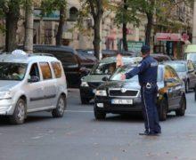 В Молдове за неделю полиция выявила 124 пьяных водителя за рулем