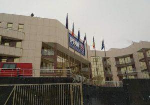 Procurorii efectuează percheziții la fostul sediu al PDM din strada Armenească