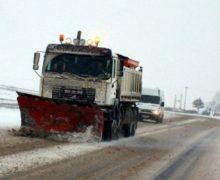 На юге Молдовы остается закрытой одна трасса. Остальные дороги проходимы
