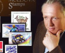 Как любовь к маркам привела ирландца в Молдову
