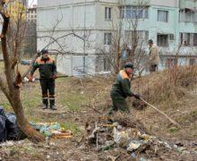 ВКишиневе начинаются осенние субботники