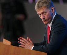 «Мынеможем уважать подобное решение». ВКремле прокомментировали присуждение Навальному премии Сахарова