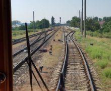 Движение поездов через Бельцкий железнодорожный узел приостановят