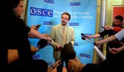 Генсек ОБСЕ посетит Молдову. Он планирует обсудить утилизацию боеприпасов в…