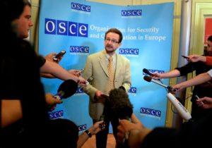 Генсек ОБСЕ посетит Молдову. Он планирует обсудить утилизацию боеприпасов в Колбасне