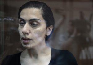 Moldoveanca Carina Țurcan, acuzată de spionaj în favoarea României, a fost eliberată