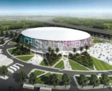 Premierul s-a interesat de desfășurarea lucrărilor la Arena Chișinău. A fost anunțată data când complexul își va deschide porțile