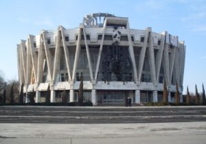 ЕСпоможет отреставрировать Кишиневский цирк