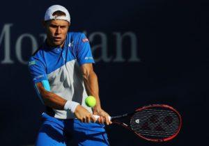 Раду Албот прошел во второй тур Australian Open