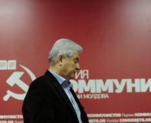 ПКРМ опубликовала партийный список для участия в выборах. Кандидаты в нем расположены в алфавитном порядке