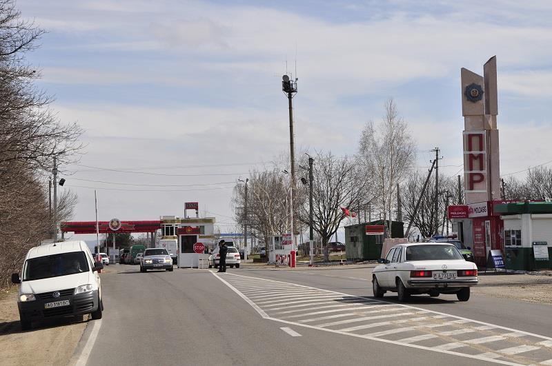Запрет для молдавского автотранспорта