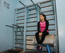 Невольная борьба. Как в Молдове тренируются чемпионы мира.  В 10 фото