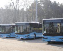 Мэрия официально презентовала новые автобусы. Когда они выйдут на маршруты?