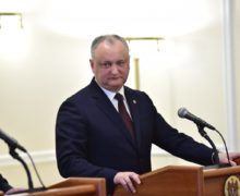 Додон назвал «политическим самоубийством» декларацию ДПМ, осуждающую посягательство России на информбезопасность Молдовы
