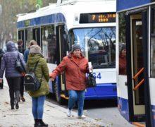 Субсидии троллейбусному иавтобусному паркам Кишинева превысили 2млрд леев засемь лет