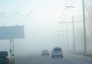 ВМолдове синоптики объявили желтый код из-за тумана