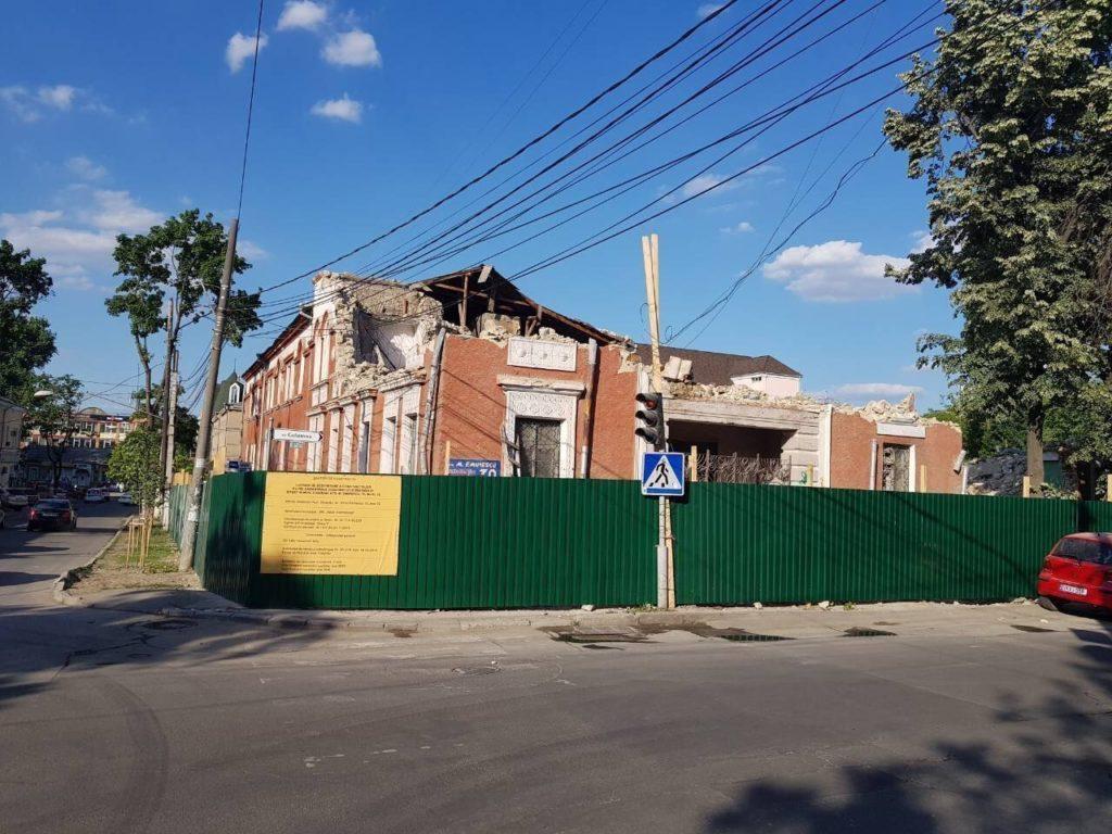 «Катастрофа уже произошла: исторического центра вКишиневе нет». Интервью NMокафе Guguţă, будущем города идавлении бизнеса