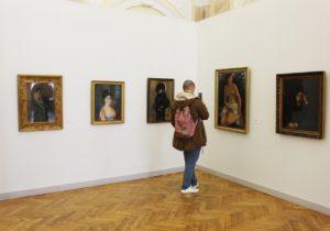 Портрет женщины. Почему нужно сходить на выставку в Музей искусств
