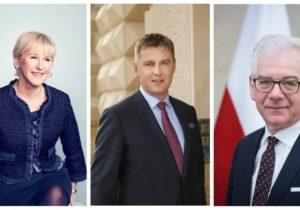 Десять лет вместе. Главы МИД Швеции, Польши и Чехии о достижениях и задачах «Восточного партнерства»