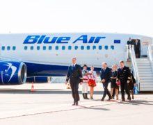 Акционером Air Moldova заинтересовался немецкий холдинг. Он планирует купить блокирующий пакет акций Blue Air