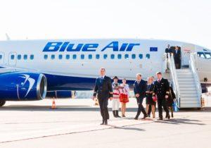 Blue Air улетела из Air Moldova. Кто новый крупный акционер