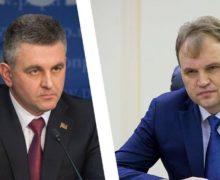 Перепалки в колеса. Как главные участники президентской гонки в Приднестровье борются друг с другом