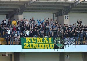 Кишиневский футбольный клуб «Зимбру» приостановил свою деятельность. Что случилось