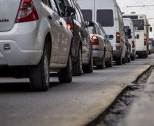 Угнанный вКишиневе автомобиль нашли вИванче. Что грозит угонщику? (ВИДЕО)