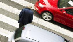 Полиция штрафует пешеходов. В Молдове патрульные проводят спецоперацию