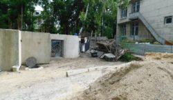 «Побойтесь бога!» Вмитрополии прокомментировали запрет строительства церкви натерритории детсада
