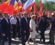 «ПСРМ тоже демократическая партия». Додон высказался о кандидате социалистов на президентских выборах
