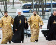 Митрополит Владимир попросил Чебана открыть кладбища впоминальные дни