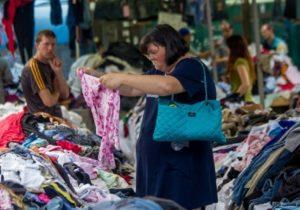 Бизнес предлагает разрешить ввоз в Молдову обуви секонд-хэнд. Минздрав согласен
