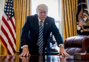 Трамп не уверен в мирной передаче власти