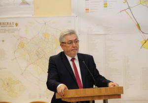 Прокуроры допрашивают бывшего вице-мэра Кишинева Грозаву