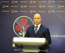 Владимир Чеботарь стал кандидатом Демпартии вмэры Кишинева