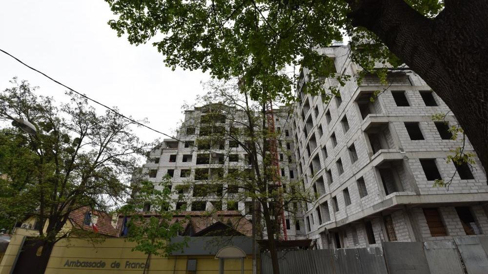 Дом, который не строил мэр. Что известно о скандальной многоэтажке у посольства Франции в Кишиневе