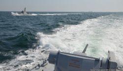 Три украинских корабля, задержанных вКерченском проливе, передадут Киеву