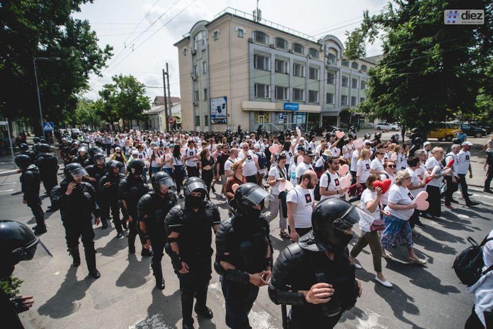 «Воблаго молдавской нации». «Молдова Прайд» глазами россиян