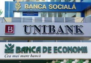За четыре года BEM, Banca Socială и Unibank вернули государству почти 2,35 млрд леев