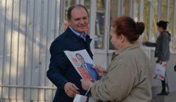 Социалисты выдвинут вмэры Кишинева Иона Чебана. Ноофициально обэтом объявят позже