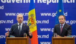 ВМолдове еще пять демократов объявили о выходе изДемпартии