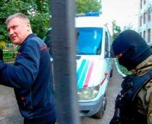 """""""El este la un pas de moarte"""". Oleg Horjan, liderul de opoziție din Transnistria, a fost dus din unitatea sanitară a penitenciarului"""