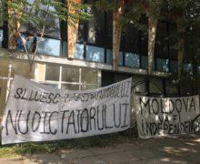 Бизнес-центр или арт-объект? Что должно быть на месте кафе Guguță. #NMSolution (ВИДЕО)