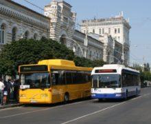 Надо ли поднять цены на проезд в троллейбусах и автобусах в Кишиневе? Что ответили Чебан и Нэстасе