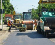 В центре Кишинева две улицы перекроют до 20 ноября