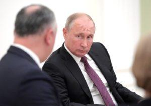 «УРоссии есть сомнения». О чем Додон будет договариваться в Москве после Парада Победы